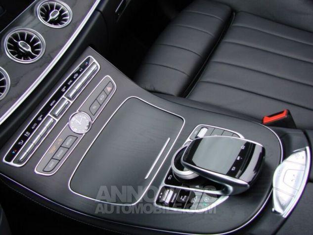 Mercedes Classe E CABRIOLET 200 SPORTLINE 9G TRONIC  BLANC Occasion - 14
