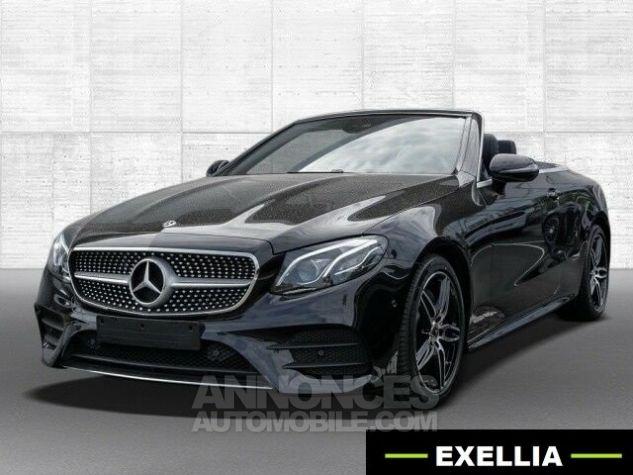 Mercedes Classe E CABRIOLET 220 D  NOIR  Occasion - 1