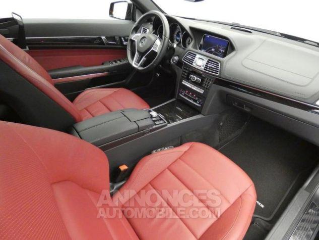 Mercedes Classe E Cabriolet 350 BlueTEC Fascination 9G-TRONIC Noir Obsidienne Occasion - 3