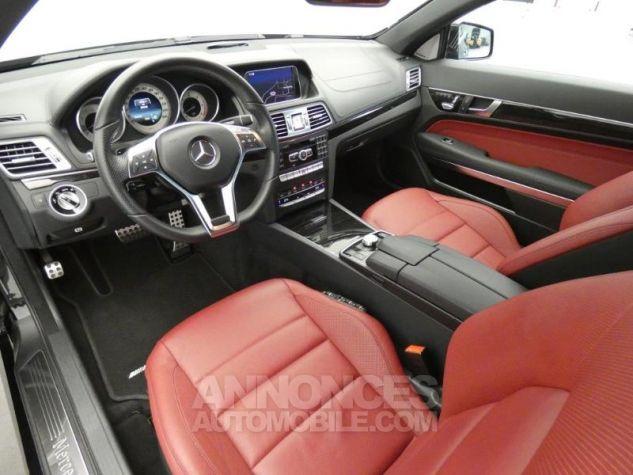 Mercedes Classe E Cabriolet 350 BlueTEC Fascination 9G-TRONIC Noir Obsidienne Occasion - 7