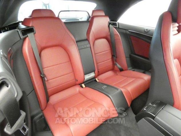 Mercedes Classe E Cabriolet 350 BlueTEC Fascination 9G-TRONIC Noir Obsidienne Occasion - 15