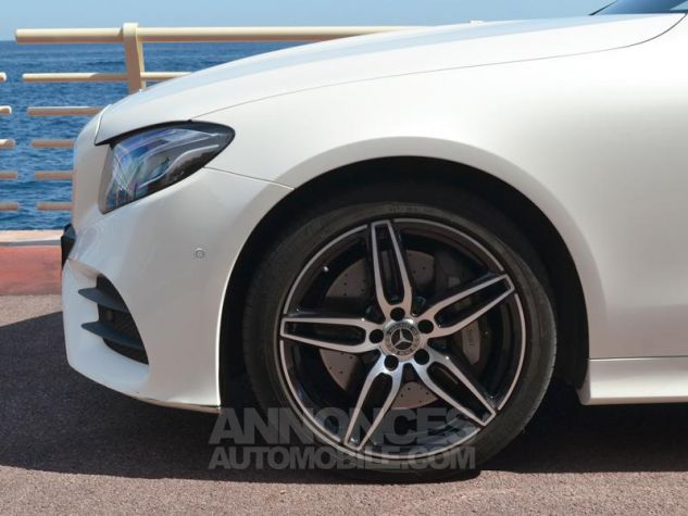 Mercedes Classe E Cabriolet 350 d 258ch Fascination 4Matic 9G-Tronic Blanc Diamant Occasion - 6