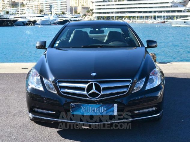 Mercedes Classe E Coupe 220 CDI BE Executive 7GTro+ Noir Obsidienne Occasion - 1