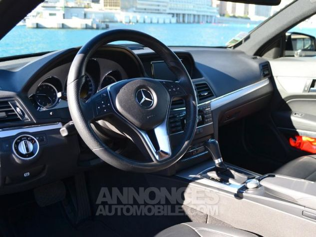 Mercedes Classe E Coupe 220 CDI BE Executive 7GTro+ Noir Obsidienne Occasion - 3