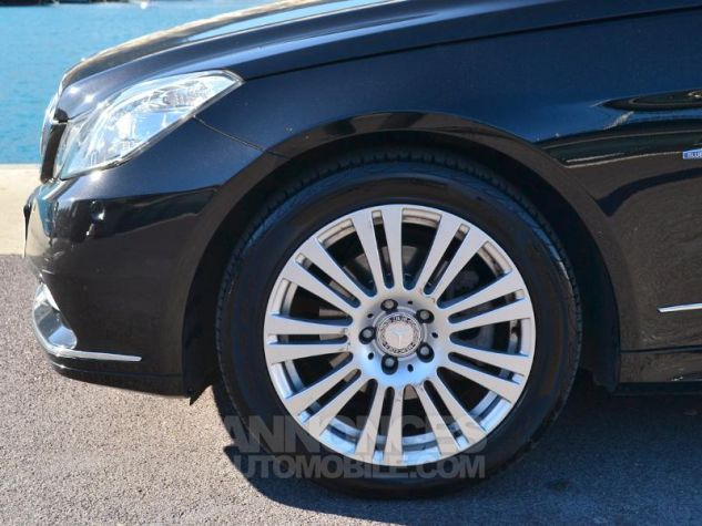 Mercedes Classe E Coupe 220 CDI BE Executive 7GTro+ Noir Obsidienne Occasion - 6