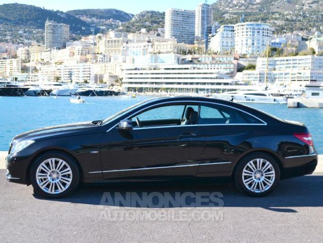 Mercedes Classe E Coupe 220 CDI BE Executive 7GTro+ Noir Obsidienne Occasion - 7