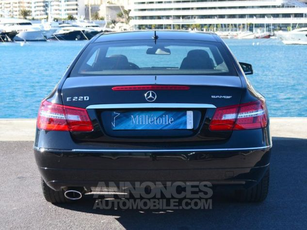 Mercedes Classe E Coupe 220 CDI BE Executive 7GTro+ Noir Obsidienne Occasion - 9