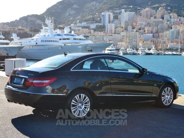 Mercedes Classe E Coupe 220 CDI BE Executive 7GTro+ Noir Obsidienne Occasion - 10