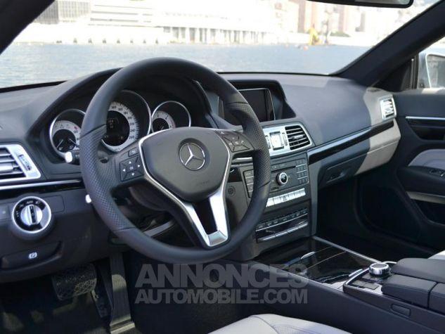 Mercedes Classe E Coupe 220 d 170ch Executive 9G-TRONIC Gris Foncé Métal Occasion - 3