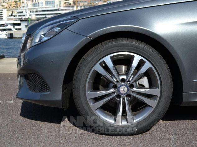 Mercedes Classe E Coupe 220 d 170ch Executive 9G-TRONIC Gris Foncé Métal Occasion - 6