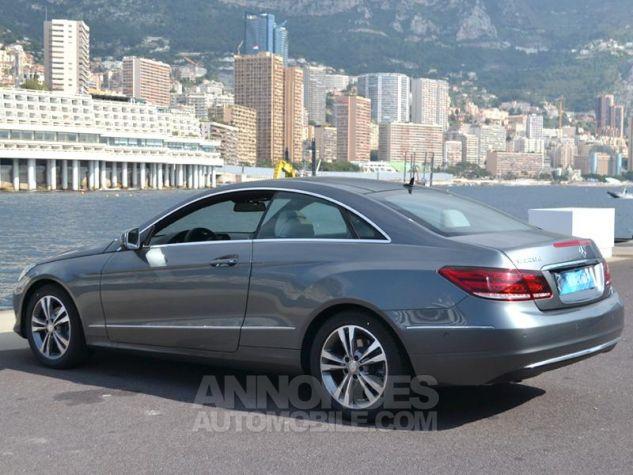 Mercedes Classe E Coupe 220 d 170ch Executive 9G-TRONIC Gris Foncé Métal Occasion - 8