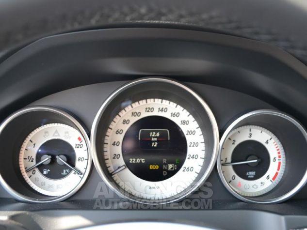 Mercedes Classe E Coupe 220 d 170ch Executive 9G-TRONIC Gris Foncé Métal Occasion - 12