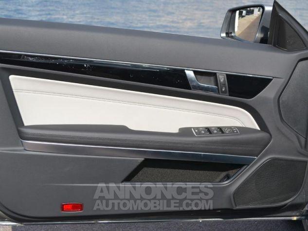 Mercedes Classe E Coupe 220 d 170ch Executive 9G-TRONIC Gris Foncé Métal Occasion - 16