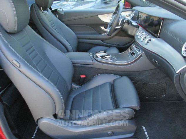 Mercedes Classe E Coupe 220 d 194ch Fascination 9G-Tronic rouge jacinthe Occasion - 3