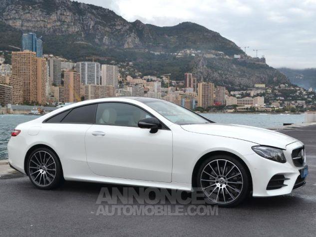Mercedes Classe E Coupe 220d 4 Matic Fascination Designo Blanc Diamant Occasion - 2