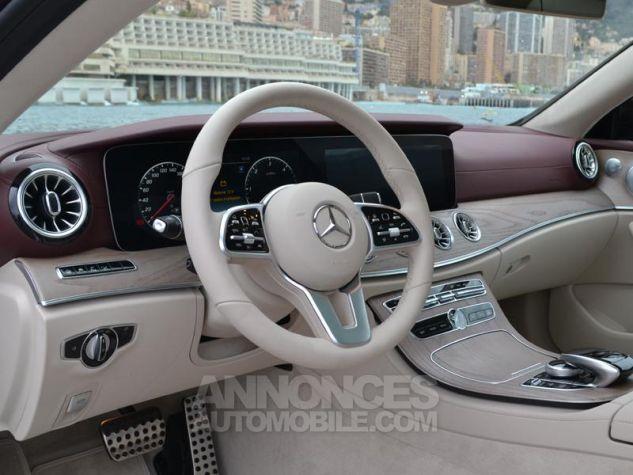 Mercedes Classe E Coupe 220d 4 Matic Fascination Designo Blanc Diamant Occasion - 3