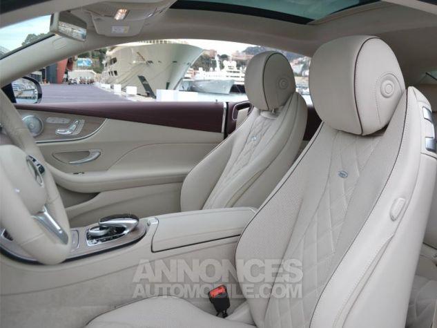 Mercedes Classe E Coupe 220d 4 Matic Fascination Designo Blanc Diamant Occasion - 4