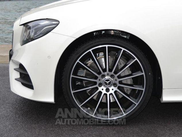 Mercedes Classe E Coupe 220d 4 Matic Fascination Designo Blanc Diamant Occasion - 6