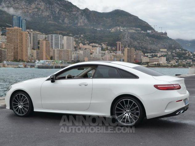 Mercedes Classe E Coupe 220d 4 Matic Fascination Designo Blanc Diamant Occasion - 8