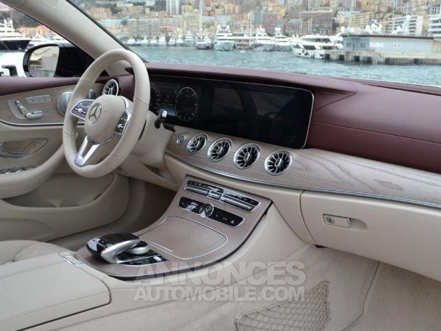 Mercedes Classe E Coupe 220d 4 Matic Fascination Designo Blanc Diamant Occasion - 11