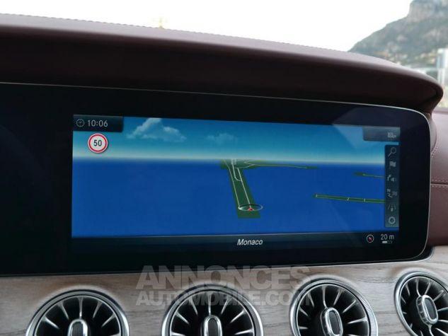 Mercedes Classe E Coupe 220d 4 Matic Fascination Designo Blanc Diamant Occasion - 14
