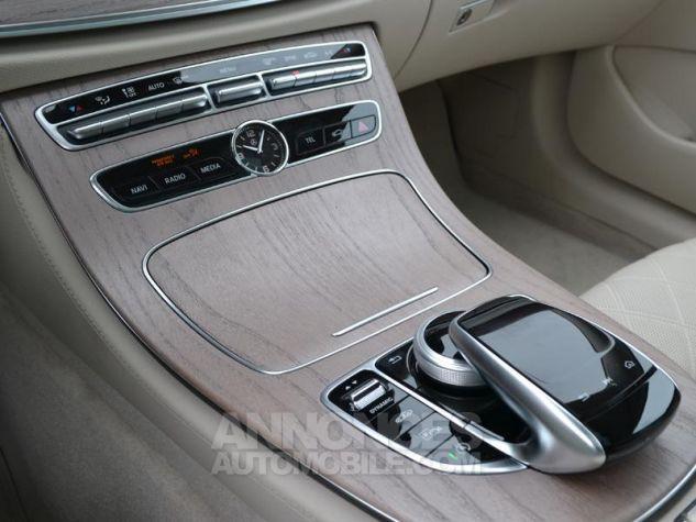 Mercedes Classe E Coupe 220d 4 Matic Fascination Designo Blanc Diamant Occasion - 15