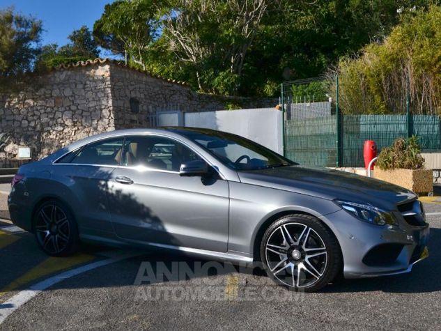 Mercedes Classe E Coupe 350 Fascination 4Matic 7G-TRONIC PLUS Argent Palladium Occasion - 2