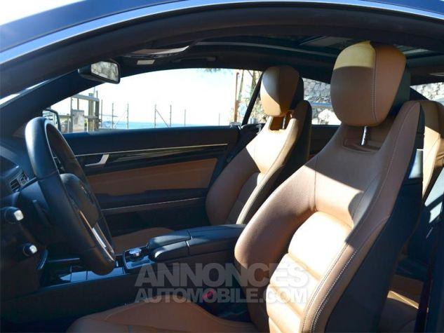Mercedes Classe E Coupe 350 Fascination 4Matic 7G-TRONIC PLUS Argent Palladium Occasion - 4