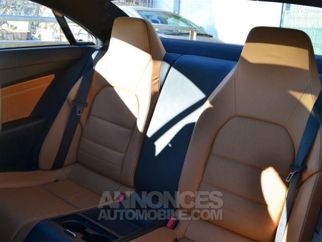 Mercedes Classe E Coupe 350 Fascination 4Matic 7G-TRONIC PLUS Argent Palladium Occasion - 5