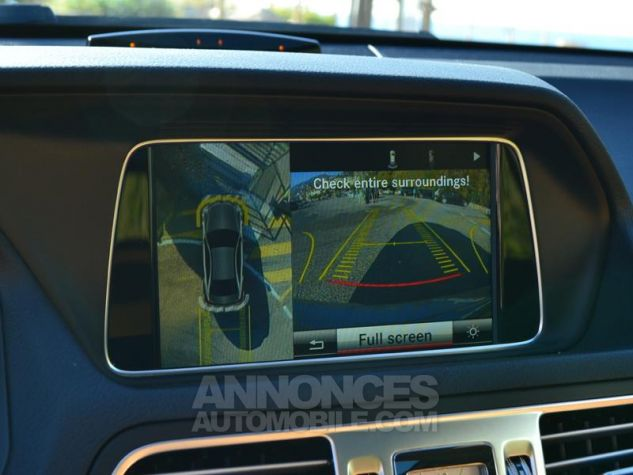 Mercedes Classe E Coupe 350 Fascination 4Matic 7G-TRONIC PLUS Argent Palladium Occasion - 13