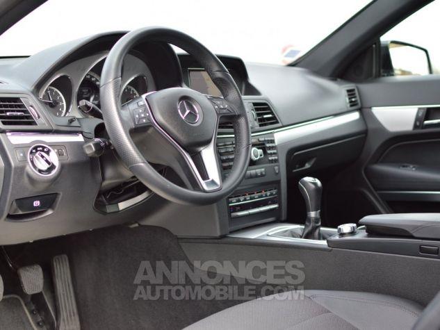 Mercedes Classe E E200 CGI COUPE BLUEEFFICIENCY NOIR Occasion - 7