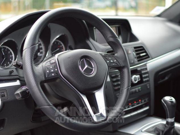 Mercedes Classe E E200 CGI COUPE BLUEEFFICIENCY NOIR Occasion - 15