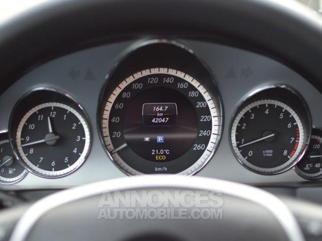 Mercedes Classe E E200 CGI COUPE BLUEEFFICIENCY NOIR Occasion - 20