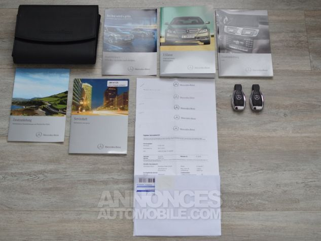 Mercedes Classe E E200 CGI COUPE BLUEEFFICIENCY NOIR Occasion - 21