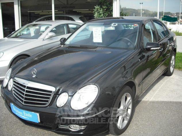 Mercedes Classe E E280CDI V6 AVANTGARDE 4M BA Noir  Occasion - 0