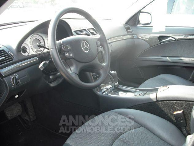 Mercedes Classe E E280CDI V6 AVANTGARDE 4M BA Noir  Occasion - 1