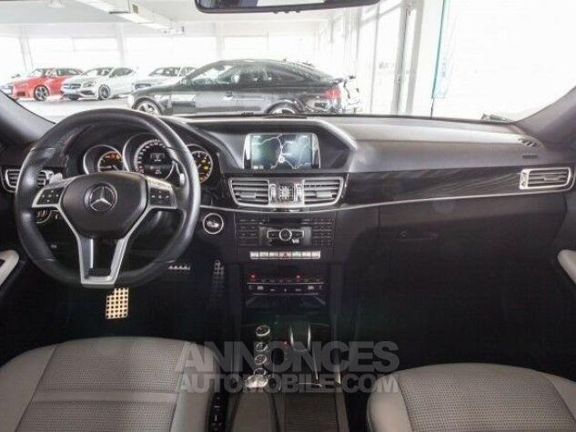 Mercedes Classe E IV AMG 63 4MATIC Noir métallisé Occasion - 6