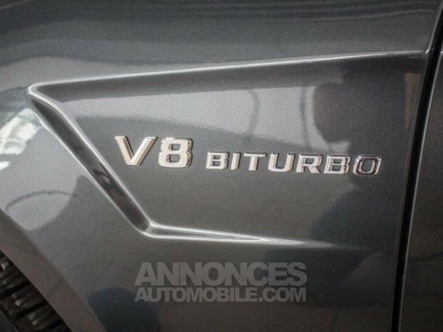 Mercedes Classe E IV AMG 63 4MATIC Noir métallisé Occasion - 11