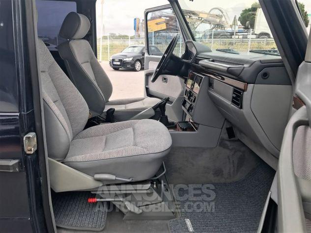 Mercedes Classe G 230 3 PORTES BLEU NUIT Occasion - 10