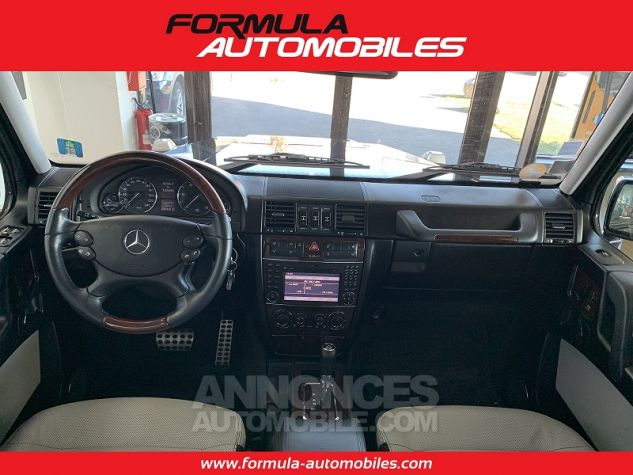 Mercedes Classe G 350 CDI BREAK LONG 7GTRO NOIR Occasion - 6