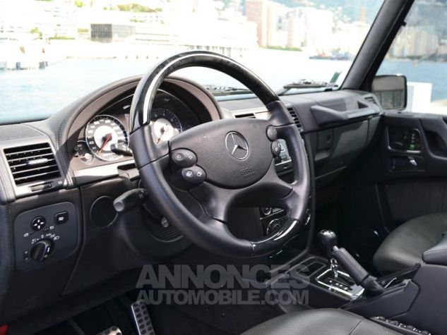 Mercedes Classe G 55 AMG Break Long BA Marron Peridot Occasion - 3