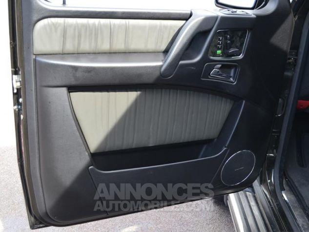 Mercedes Classe G 55 AMG Break Long BA Marron Peridot Occasion - 18