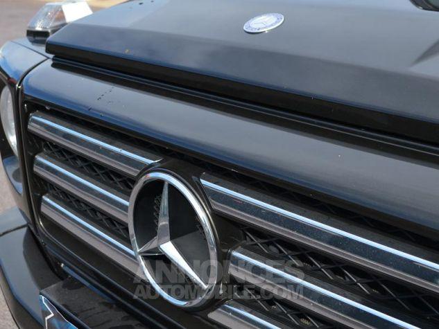 Mercedes Classe G 55 AMG Break Long BA Marron Peridot Occasion - 19