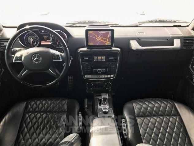 Mercedes Classe G 63 AMG LONG 7G-TRONIC SPEEDSHIFT PLUS BLANC DIAMANT NACRE Occasion - 9