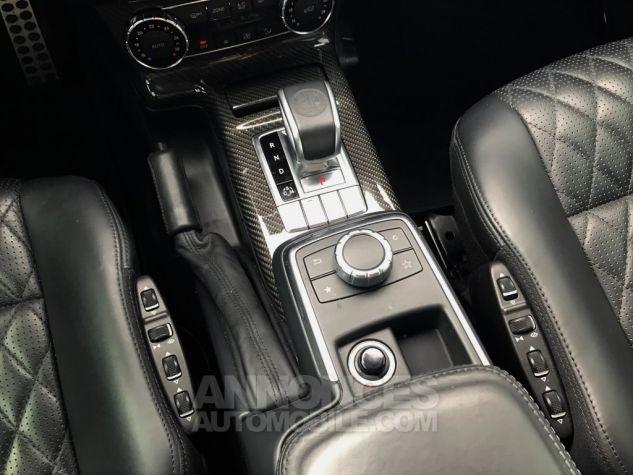 Mercedes Classe G 63 AMG LONG 7G-TRONIC SPEEDSHIFT PLUS BLANC DIAMANT NACRE Occasion - 15