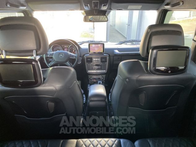 Mercedes Classe G 63 AMG LONG 7G-TRONIC SPEEDSHIFT PLUS BLANC DIAMANT NACRE Occasion - 20