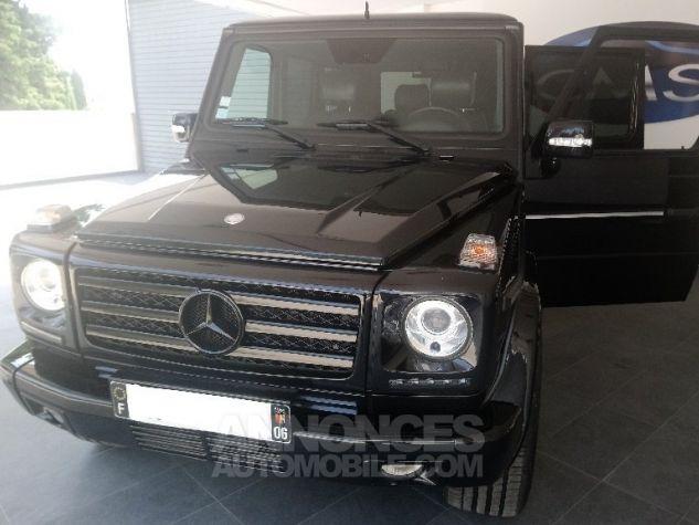 Mercedes Classe G Prestige noir métal Occasion - 0