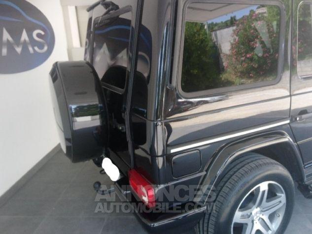Mercedes Classe G Prestige noir métal Occasion - 3