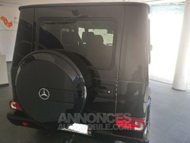 Mercedes Classe G Prestige noir métal Occasion - 5