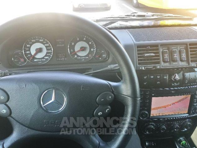 Mercedes Classe G Prestige noir métal Occasion - 9
